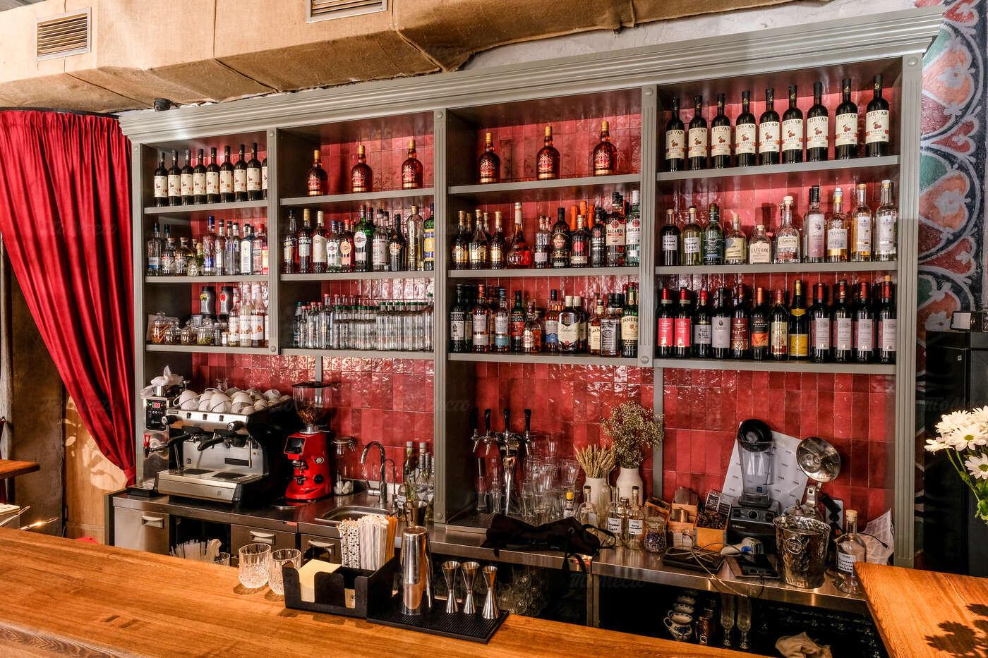 Ресторан Уголёк на Рождественской фото 9
