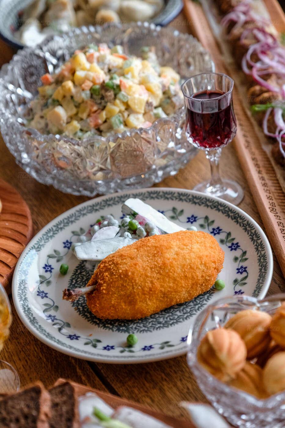 Меню ресторана Уголёк на Рождественской фото 30