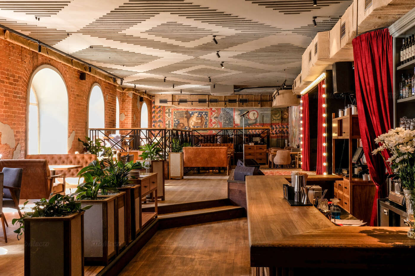 Ресторан Уголёк на Рождественской фото 6
