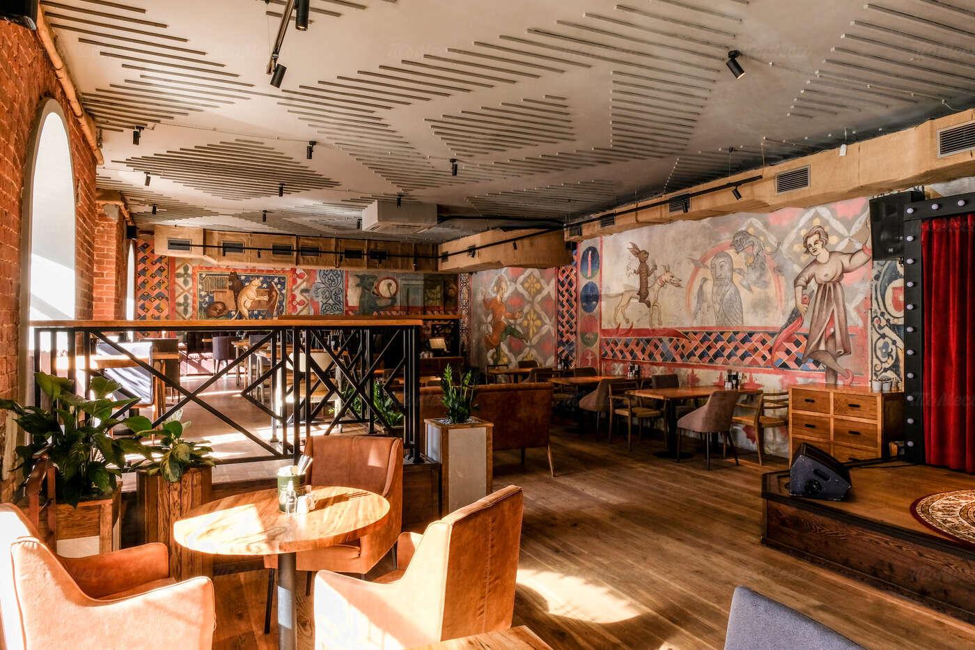 Ресторан Уголёк на Рождественской фото 4