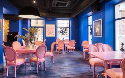 Банкетный зал ресторана Eat&Art на Кадетской линии ВО фото 1