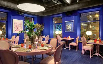 Банкетный зал ресторана Eat&Art на Кадетской линии ВО фото 3