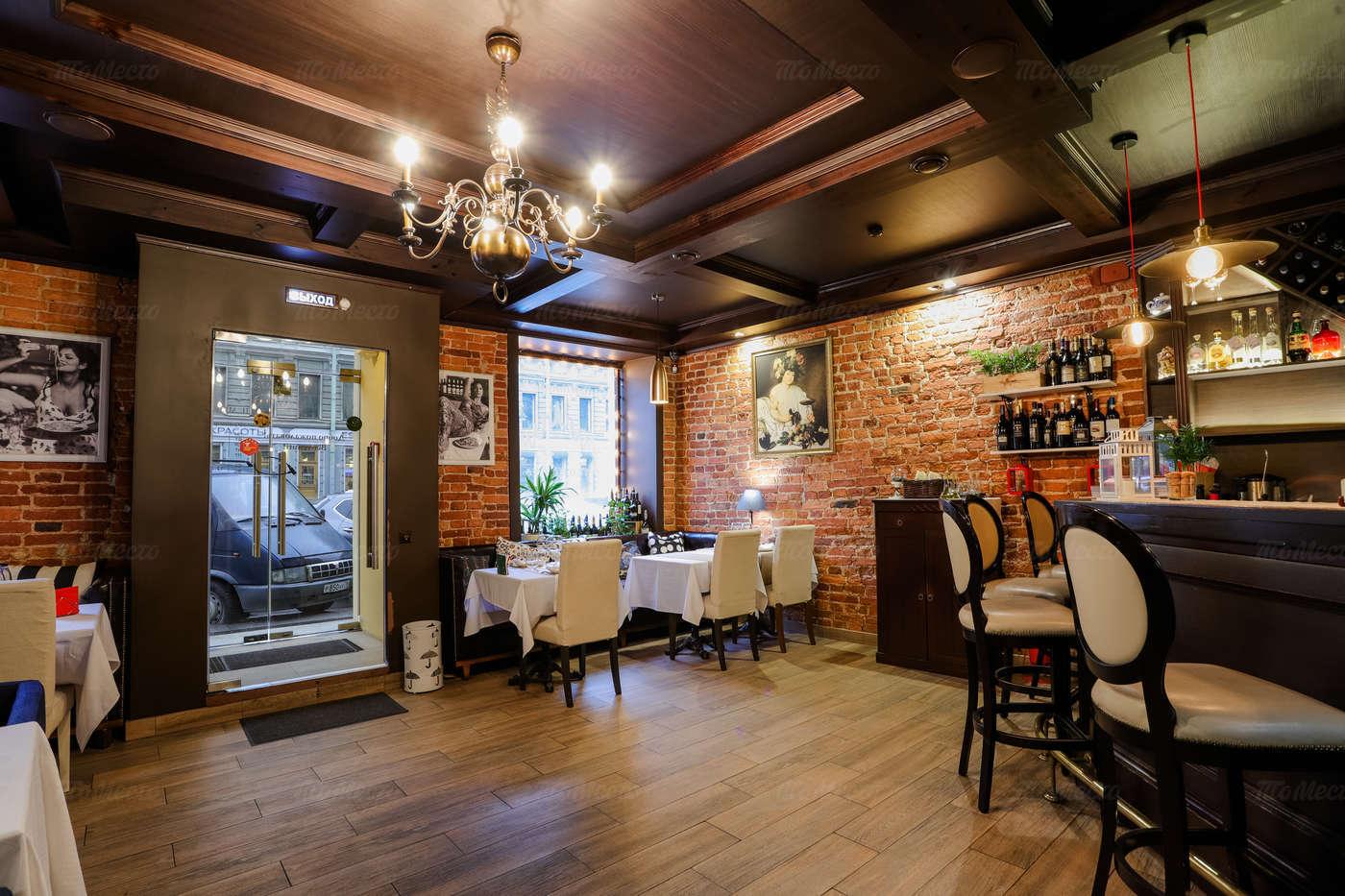 Ресторан Il Milanese (Иль Миланезе) на Литейном проспекте фото 12