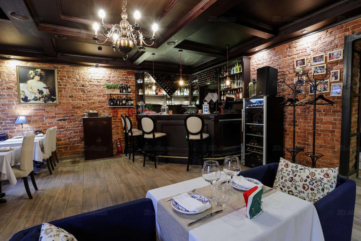 Ресторан Il Milanese (Иль Миланезе) на Литейном проспекте фото 13