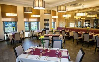 Банкетный зал ресторана Oskars на 26-ой линии В.О. фото 2