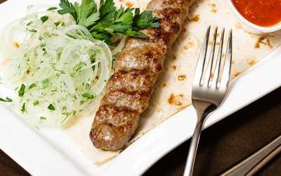 Меню ресторана Кафедра Вкуса (Быв. Чайхана Голд) на Ломоносовском проспекте фото 9