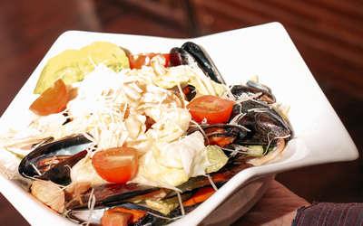 Меню ресторана Кафедра Вкуса на Ломоносовском проспекте фото 2