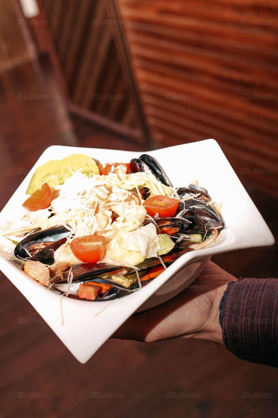 Меню ресторана Кафедра Вкуса на Ломоносовском проспекте фото 4