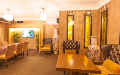 Банкеты ресторана Кафедра Вкуса (Быв. Чайхана Голд) на Ломоносовском проспекте фото 3