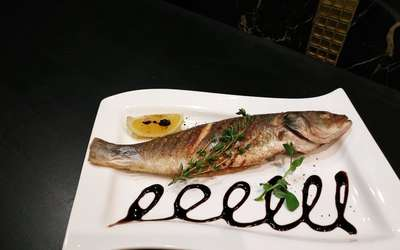 Меню ресторана Кафедра Вкуса на Ломоносовском проспекте фото 29