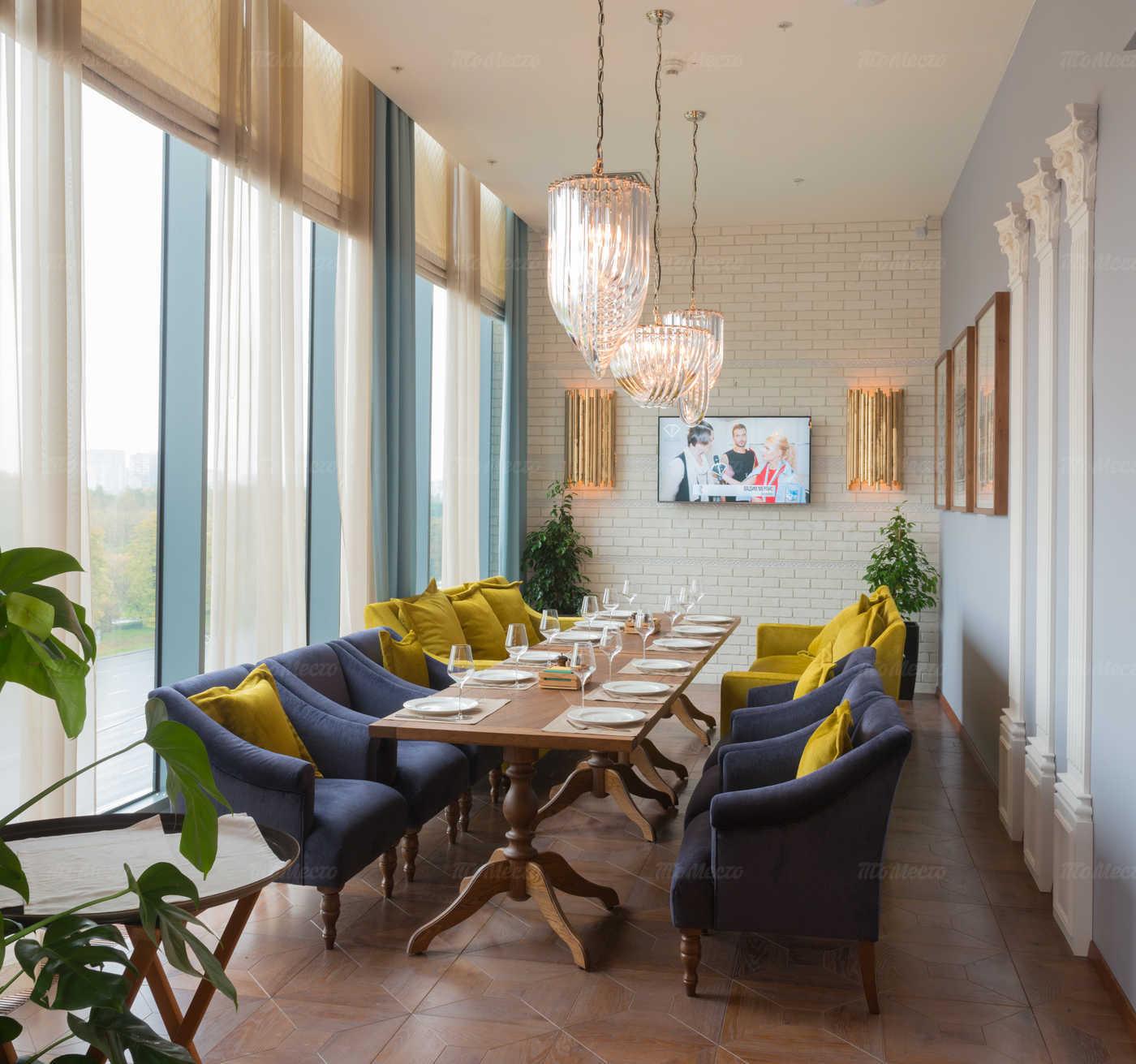 Ресторан Баклажан на Кутузовском проспекте фото 3