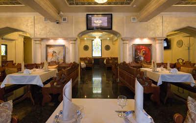 Банкетный зал ресторана Золотая Чайхана на улице Багрицкого фото 3