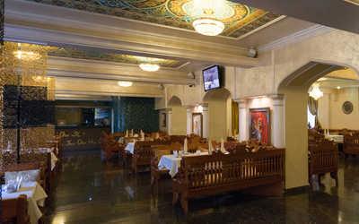 Банкетный зал ресторана Золотая Чайхана на улице Багрицкого фото 2