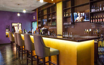 Банкетный зал караоке клуба Черный какаду на Зеленом проспекте фото 3