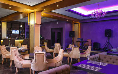 Банкетный зал караоке клуба Черный какаду на Зеленом проспекте фото 2
