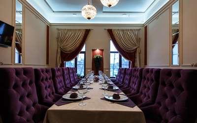Банкетный зал ресторана Родня на улице Кирова фото 1