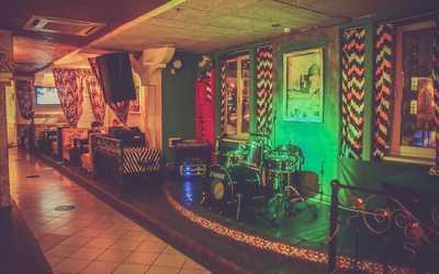 Банкетный зал ресторана Бухара на улице Елькина фото 2