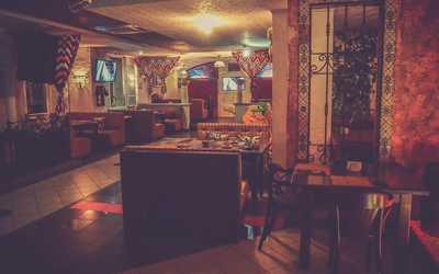 Банкетный зал ресторана Бухара на улице Елькина фото 1