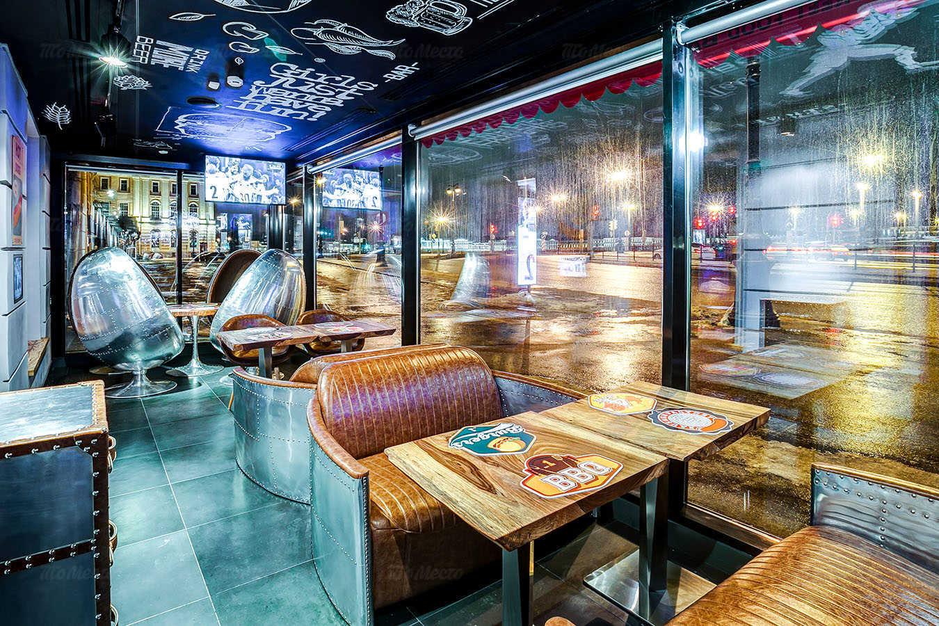 Ресторан Street food bar №1 (Стрит фуд бар №1) на Университетской набережной фото 16