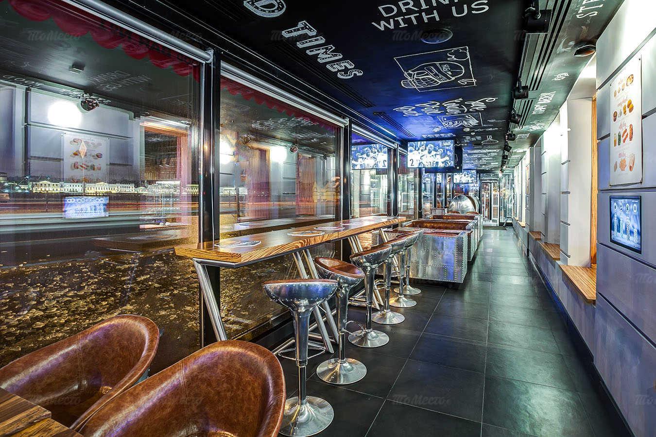 Ресторан Street food bar №1 (Стрит фуд бар №1) на Университетской набережной фото 11