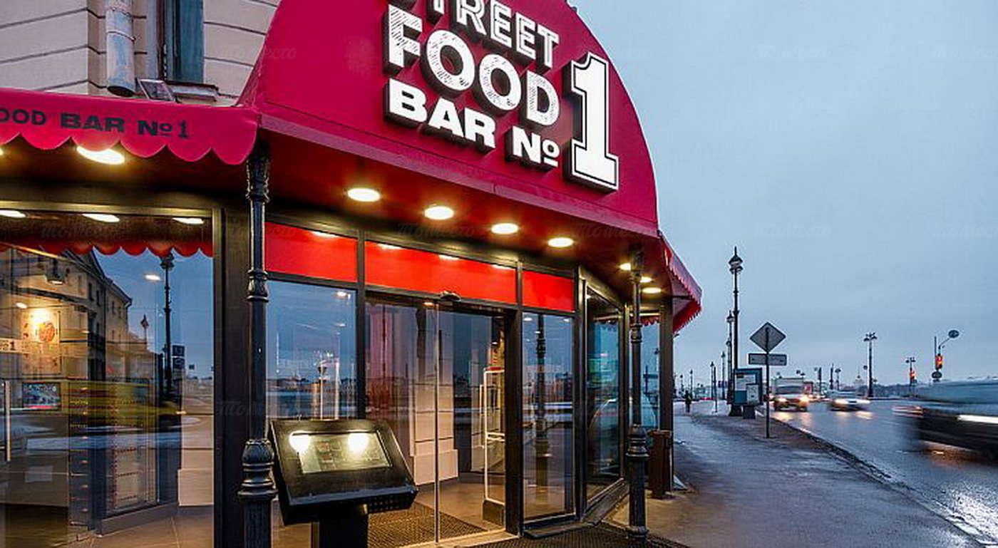 Ресторан Street food bar №1 (Стрит фуд бар №1) на Университетской набережной фото 18