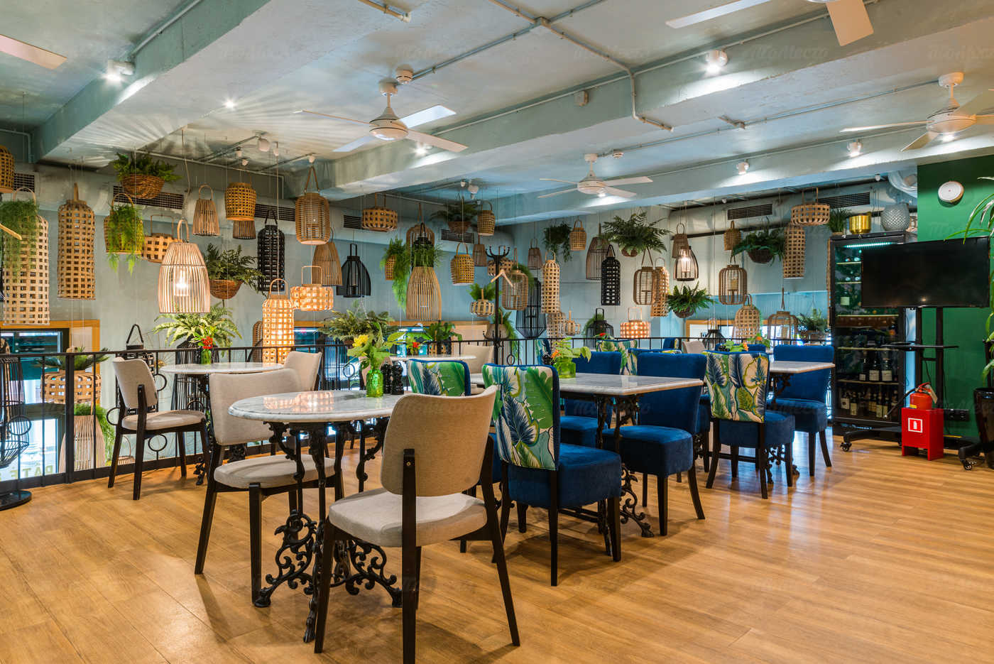 Ресторан Pate & Co на улице Балчуг фото 4