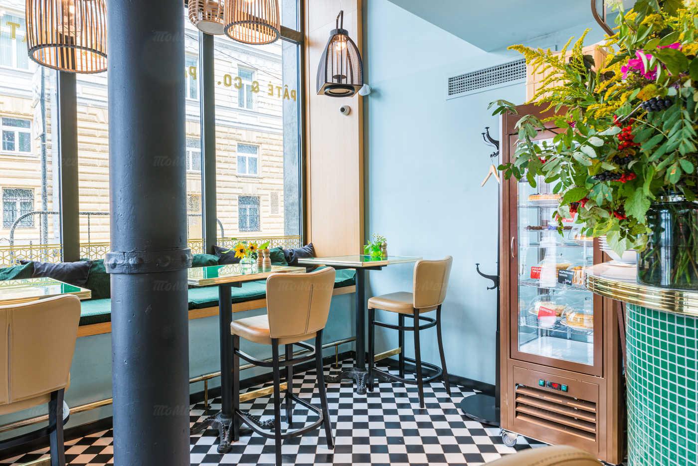 Ресторан Pate & Co на улице Балчуг фото 23