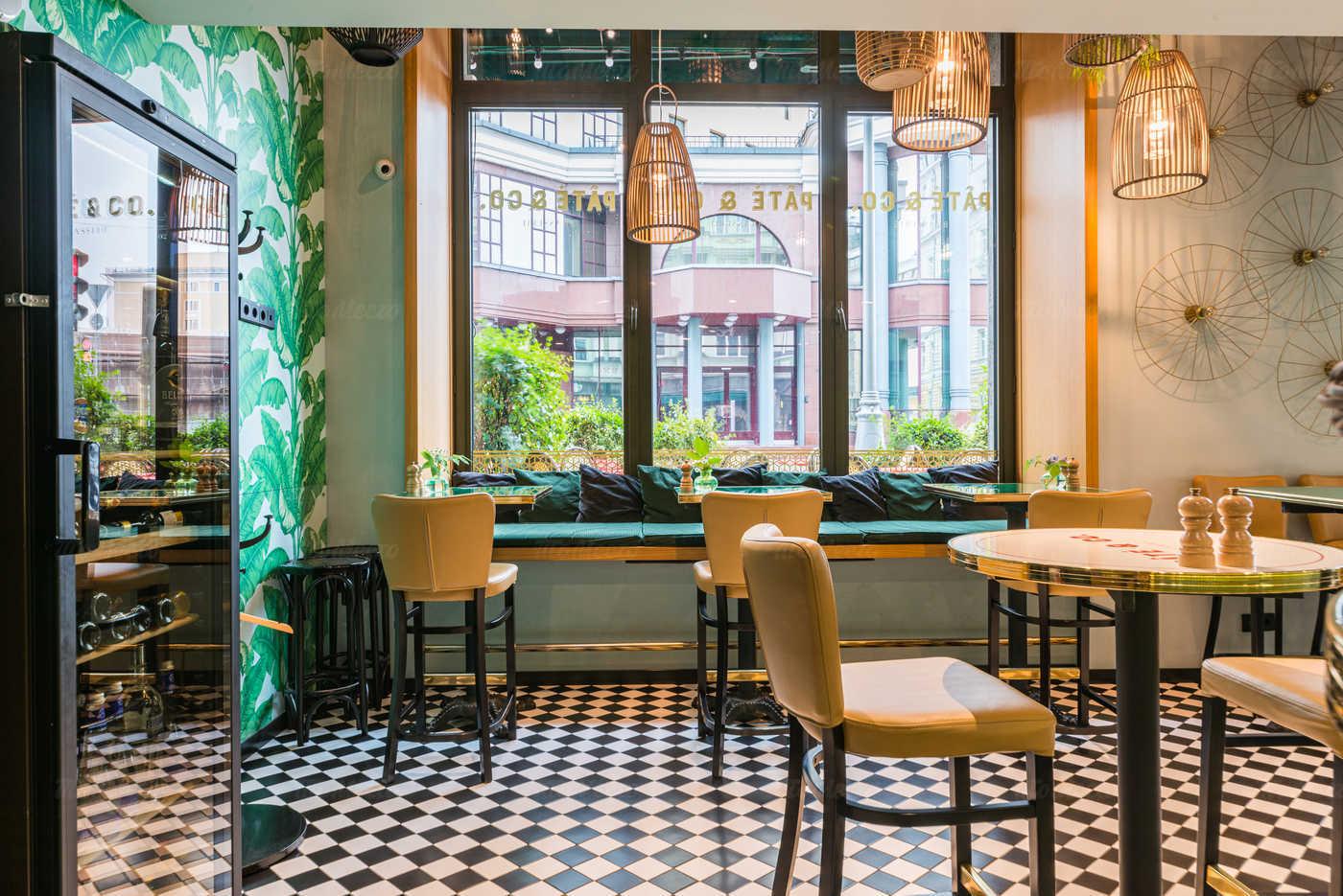 Ресторан Pate & Co на улице Балчуг фото 16