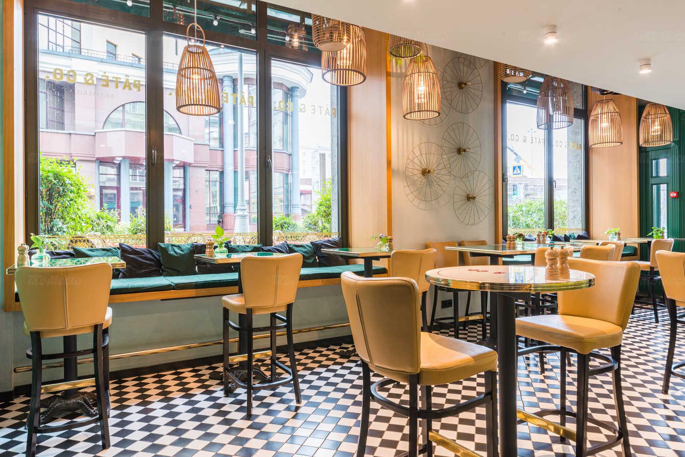 Ресторан Pate & Co на улице Балчуг фото 15