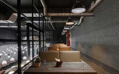 Банкетный зал ресторана Cheat Meal на Инструментальной улице фото 2