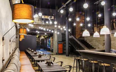 Банкетный зал ресторана Cheat Meal на Инструментальной улице фото 1
