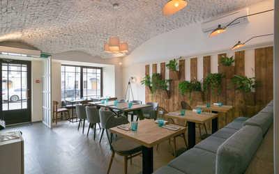 Банкетный зал ресторана Edge на Верхней Радищевской улице фото 2