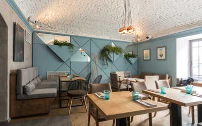Банкетный зал ресторана Edge на Верхней Радищевской улице фото 1