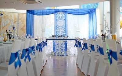 Банкетный зал ресторана Небо на улице Елькина фото 1