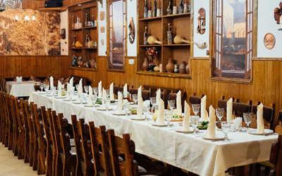 Банкетный зал ресторана Кинтаури на Металлургической улице фото 1