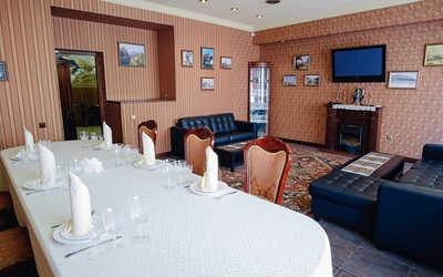 Банкетный зал ресторана Кинтаури на Металлургической улице фото 2