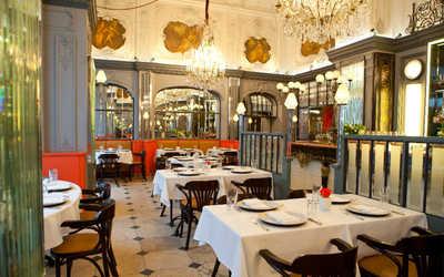Банкетный зал ресторана Брассерия МОСТ (Brasserie Мост) на улице Кузнецкий Мост фото 3