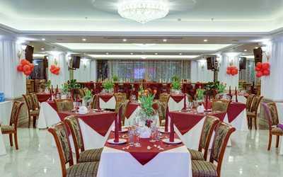 Банкетный зал ресторана Golden lotus (бывш. Вьет соул) на Ярославском шоссе фото 3