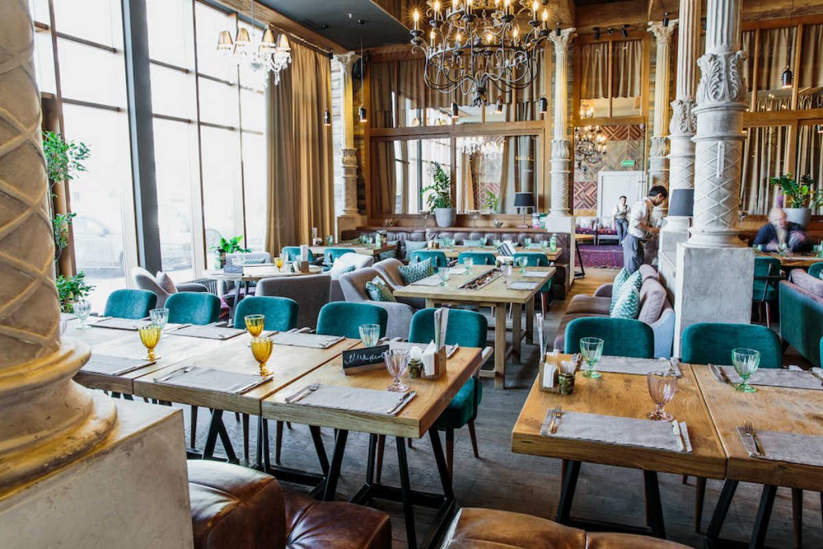 Банкеты ресторана Гранд Урюк (Grand Урюк) в Ленинградском проспекте фото 4