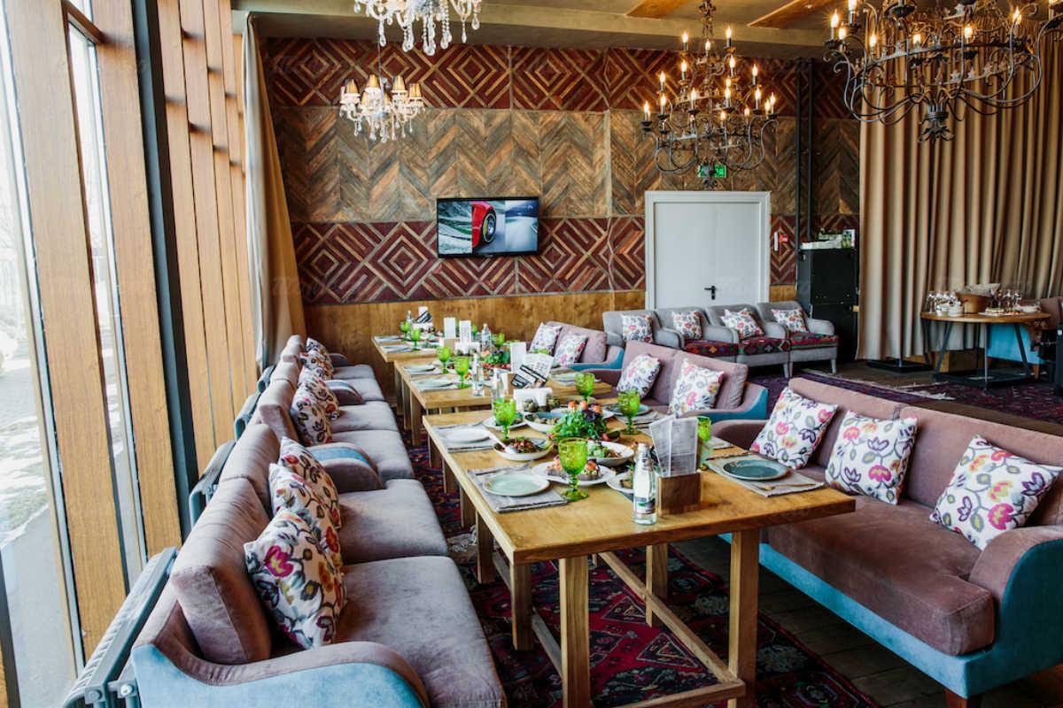 Банкеты ресторана Гранд Урюк (Grand Урюк) в Ленинградском проспекте фото 5