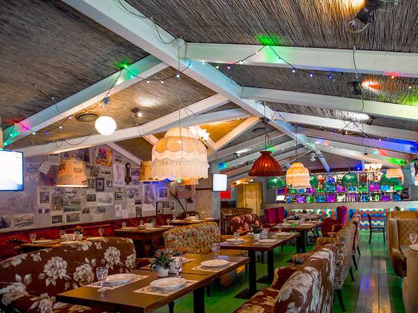 Ресторан Урюк на Ленинском проспекте