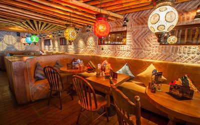 Банкетный зал ресторана Чайхона №1 Тимура Ланского на Люблинской улице фото 3