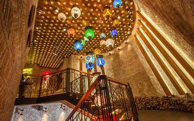 Банкетный зал ресторана Чайхона №1 Тимура Ланского (Chayhona № 1) на Люблинской улице фото 2