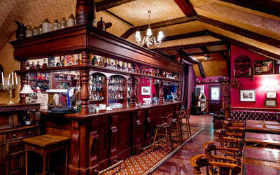 Банкетный зал ресторана Chester Ferry (Честер Ферри) на Рублево-Успенском шоссе 25 фото 3