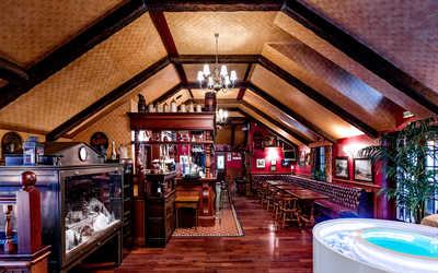 Банкетный зал ресторана Chester Ferry (Честер Ферри) на Рублево-Успенском шоссе 25 фото 2