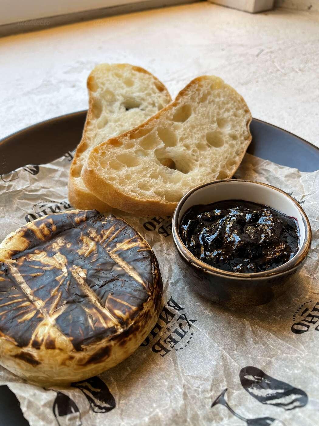 Меню ресторана Хлеб и вино в Большом Патриаршем переулке фото 11