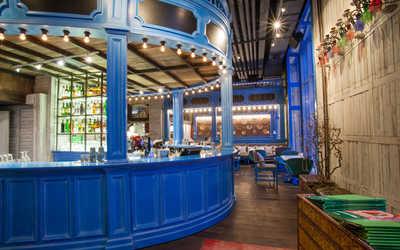 Банкетный зал ресторана Тапчан на Звенигородском шоссе фото 1