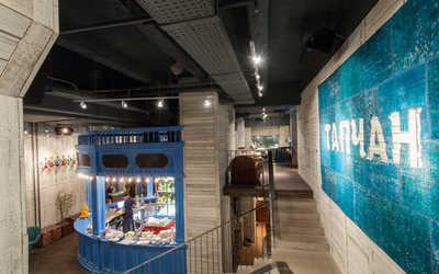 Банкетный зал ресторана Тапчан на Звенигородском шоссе фото 2