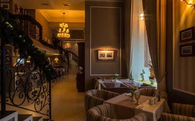 Банкетный зал ресторана De Marco на Краснопресненской набережной фото 1