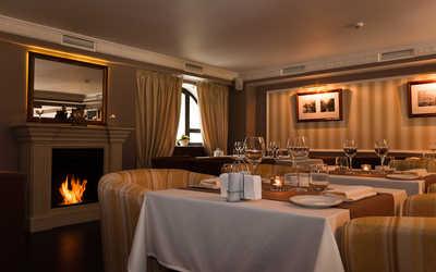 Банкетный зал ресторана Де Марко (De Marco) на Краснопресненской набережной фото 2